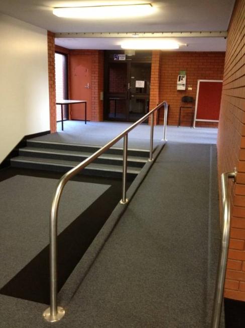 Normativa de accesibilidad de edificios - AFISECAN ADMINSITRACION DE FINCAS